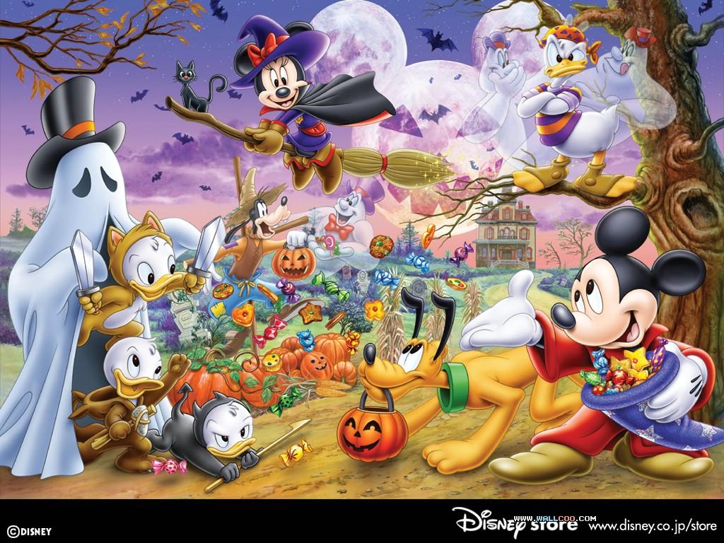 19 - Disney halloween images ...
