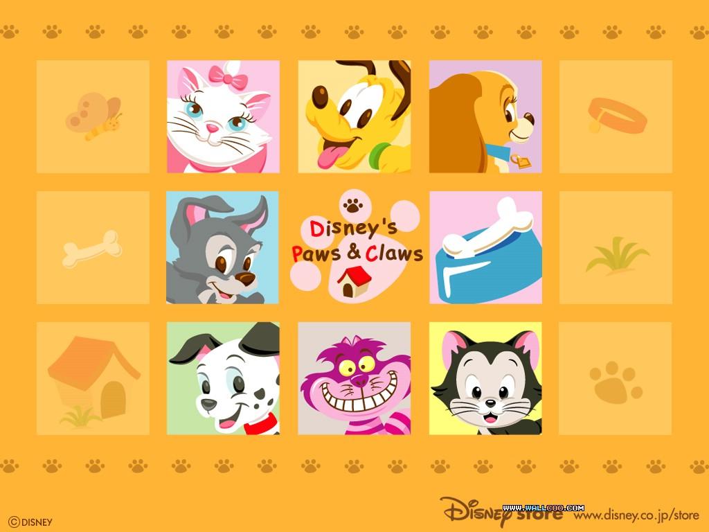 經典迪士尼卡通桌布Disney Cartoon wallpapers 22 - pc_1024.jpg