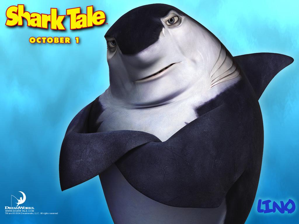Shark tale 5 - Lino 5 metre de large ...