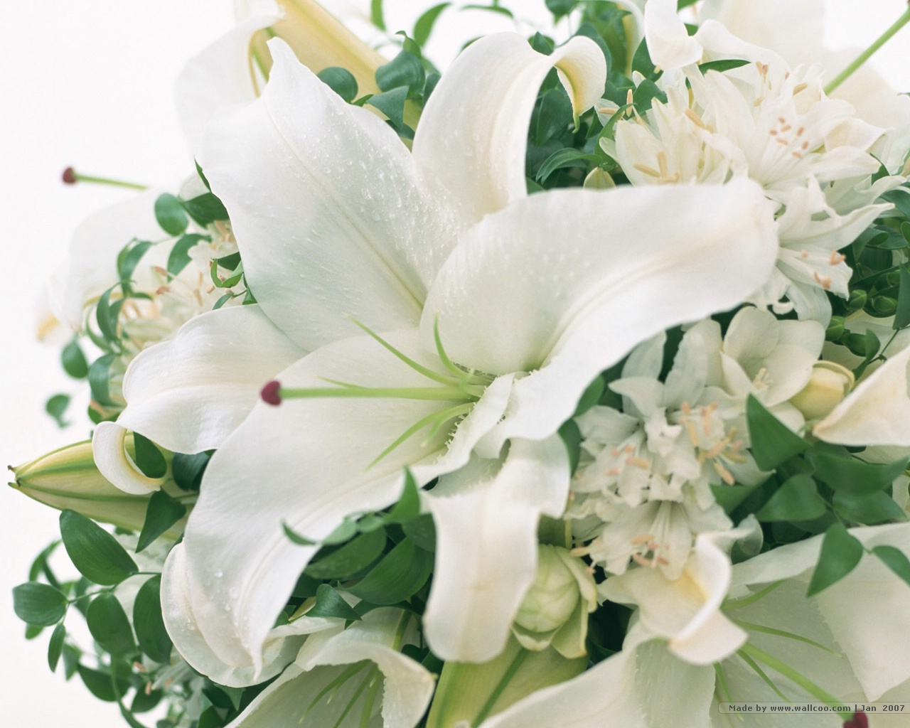 Wedding Flower Arrangements and Bouquets 18