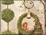 儿童節專題桌布- Catherine Simpson 繪畫作品 3 - Catherine Simpson ~ Artists Garden, De.jpg