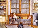 儿童節專題桌布- Catherine Simpson 繪畫作品 10 - Catherine Simpson ~ Let It Snow, De.jpg