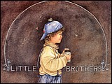 儿童節專題桌布- Catherine Simpson 繪畫作品 11 - Catherine Simpson ~ Little Brothers, De.jpg
