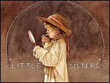 儿童節專題桌布- Catherine Simpson 繪畫作品 12 - Catherine Simpson ~ Little Sisters, De.jpg