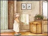 儿童節專題桌布- Catherine Simpson 繪畫作品 14 - Catherine Simpson ~ Solid Gold, De.jpg