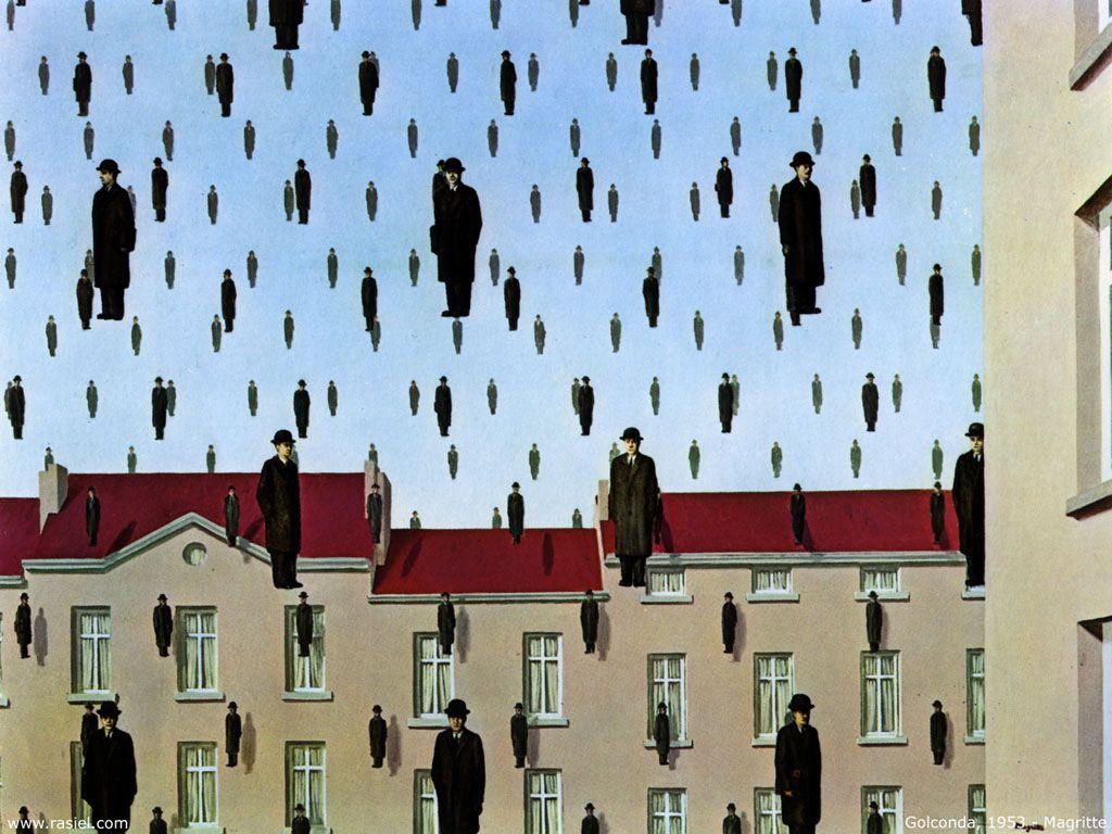 <p>馬格利特~~ Rene Magritte 1986-1967</p>
