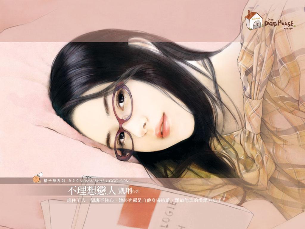 水粉水彩美女繪畫 14 - bi52560.jpg
